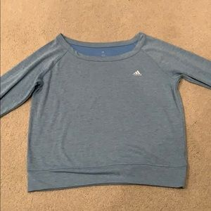 Women's Adidas Scoop Neck